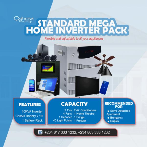 Standard Mega Home Inverter